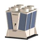 Klimatizace Hitachi Brno - Kompaktní kompresorová chladicí jednotka HITACHI SAMURAI RCME 40, 106 kW