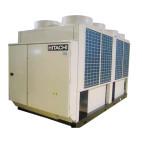 Klimatizace Hitachi Brno - Kompaktní kompresorová chladicí jednotka HITACHI SAMURAI RCUE 120AG2, 312 kW