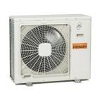 Klimatizace Hitachi Brno, Monozone - Venkovní jednotka HITACHI RAM