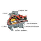 Klimatizace Hitachi Brno - Šroubový kompresor HITACHI 50ASC-Z